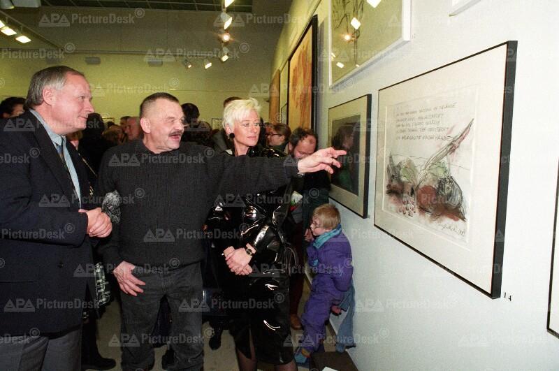 Alfred Hrdlicka-Ausstellung