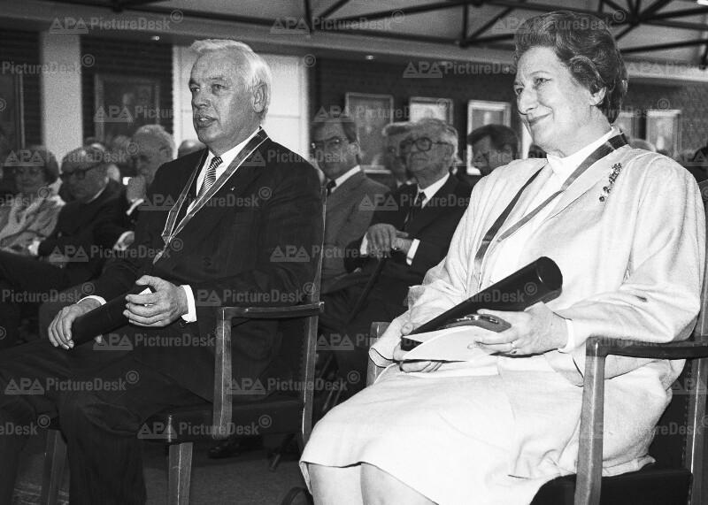 Adolf Wala und Maria Schaumayr