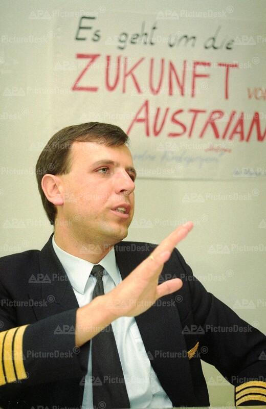 AUA-Streik: Christian Fitz