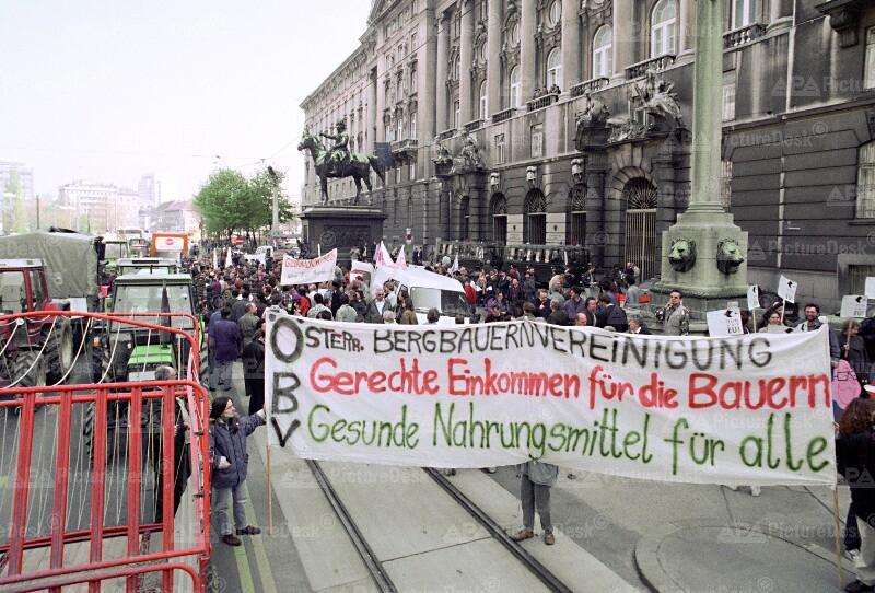 Anti-EU-Demonstration 1994