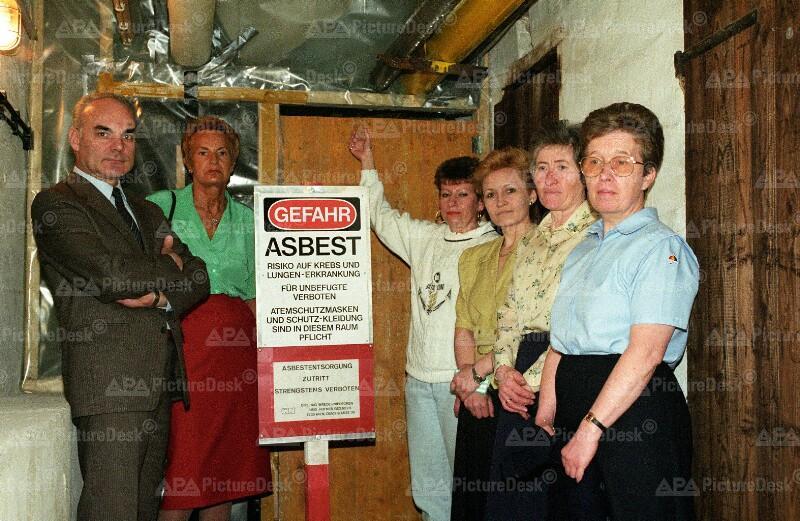 Asbestskandal in Wien