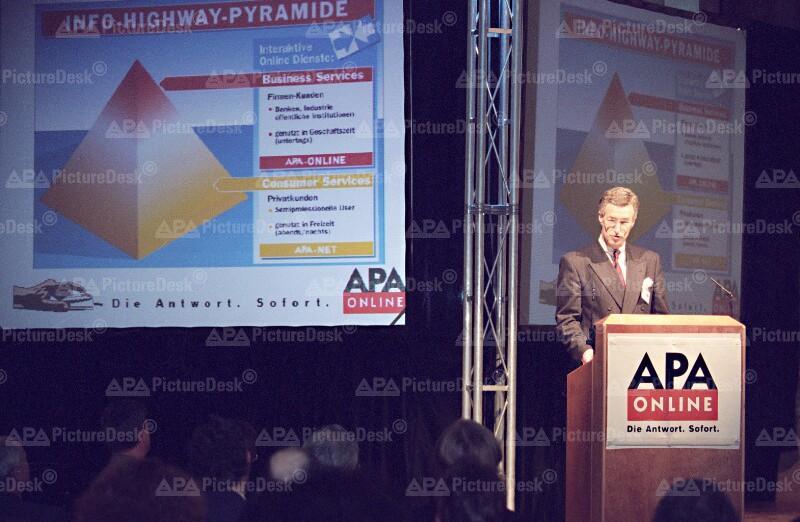 APA-Net - das Informationsangebot der APA im Internet