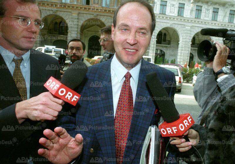 Arbeiterkammer Wahlen 1994 – Heinz Vogler