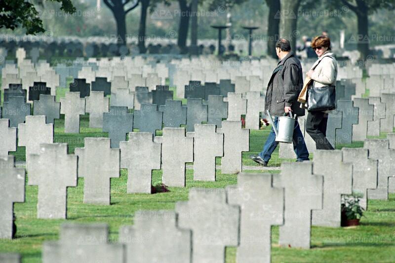 Allerheiligen 1995 – Zentralfriedhof