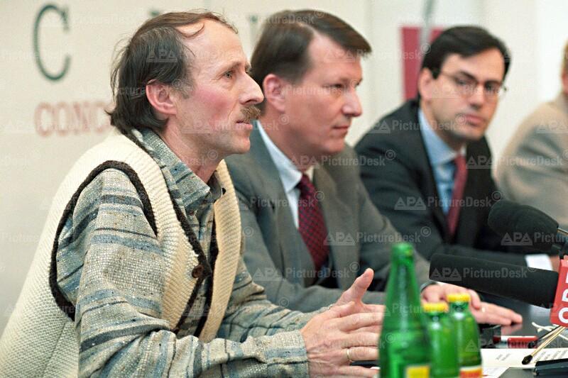 Agrarförderungen 1995 - Zehetner, Kostelka, Staribacher