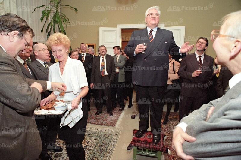 Abschiedsfeier von ÖVP-Justizsprecher Michael Graff