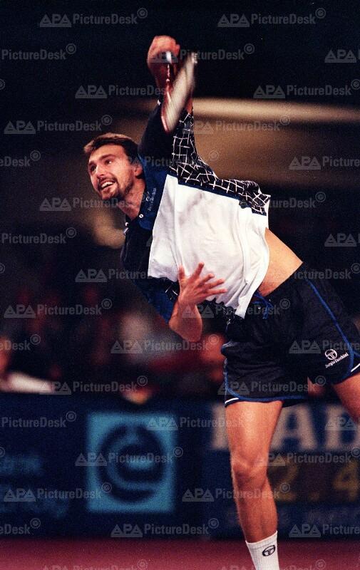 Goran Ivanisevic bei der CA Tennis Trophy 1997 in Wien