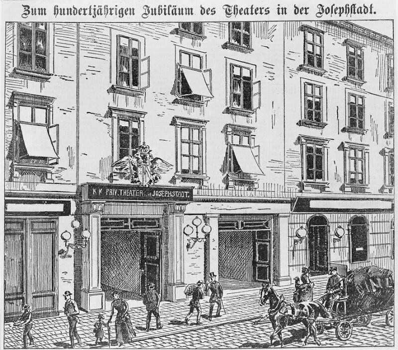 Wien 8, Josefstädterstraße 26
