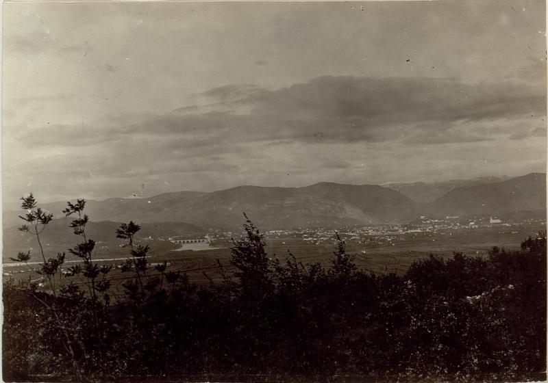 Ansicht von Goricia