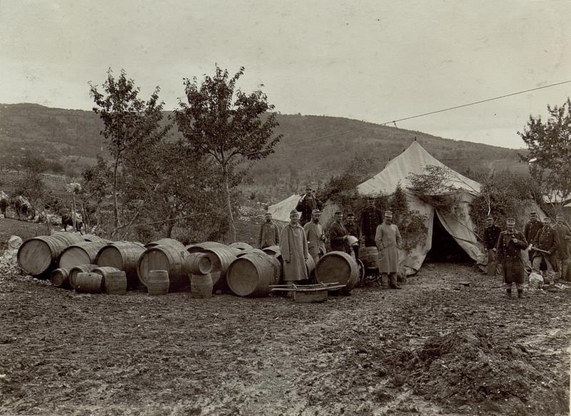 Wein - Fassungsmagazin in Britof.