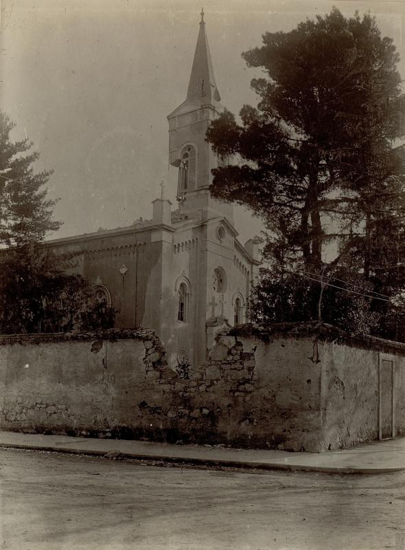 Evangelische Kirche in Gorizia (Görz)