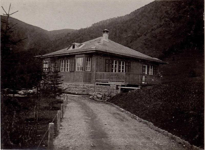 Abschnittskommando in Bellamonte