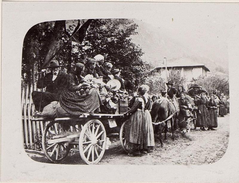 Evakuierung von Judikarien
