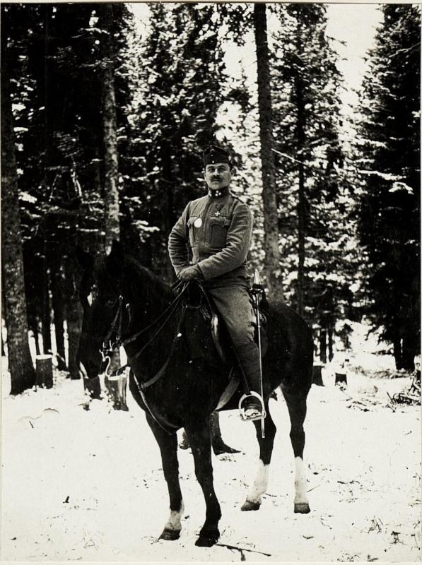 Ausgezeichnete  Mannschaftsperson bei der 11. Armee.
