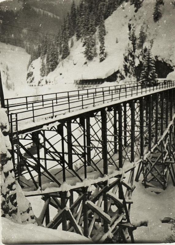 Brücke vor Pedratsches.