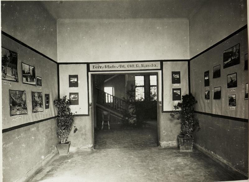 Kufstein: Kriegsphotoschau.