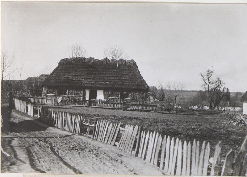 Bauernhaus in der Umgebung von Brzezany