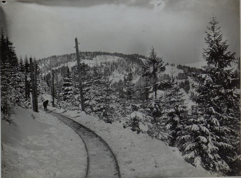 Bergwerckbahn, Jakobeny.
