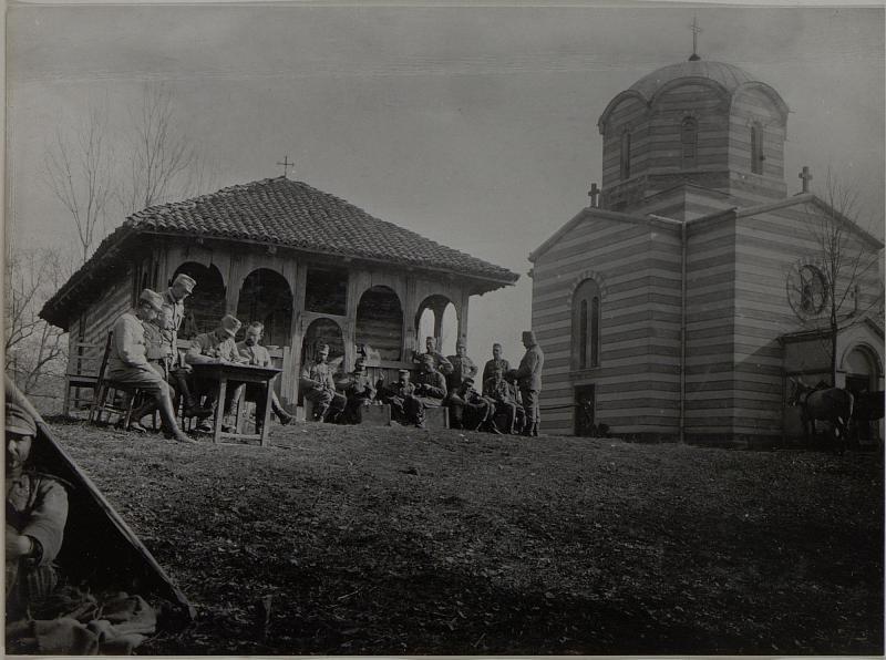 Cukojevac. Aufgenommen im November 1915.