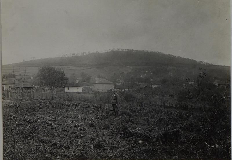 Avala von Belipotok aus. Oktober 1915.