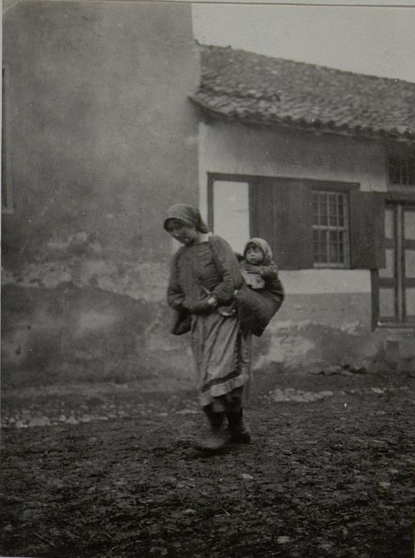 Ansichten aus NOVIBAZAR. Aufgenommen im Februar 1916.
