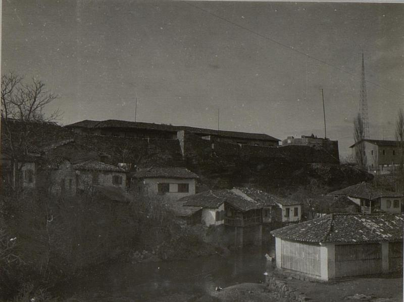 Ansichten aus Podgorica. Aufgenommen im Februar 1916.
