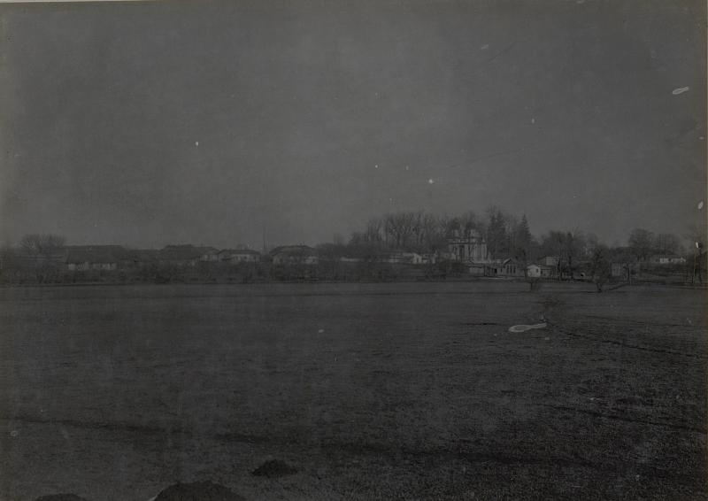 Blick auf Mikuliczy von Mikuliczy-Süd. März.1918.