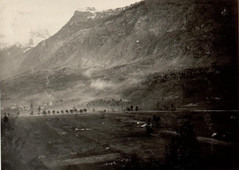Beschießung des feindlichen Infanteriestützpunkts auf Kote 417 in der Zeit von 5 bis 8 Uhr nachmittag