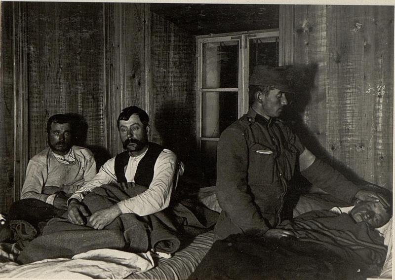 Maria Luggau, Krankenzimmer Nr..1.