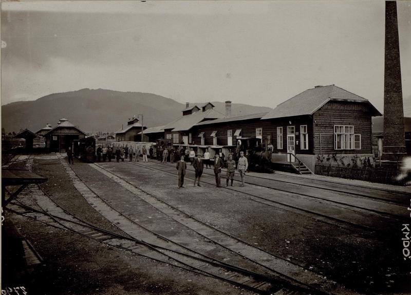 Feldbahnhof