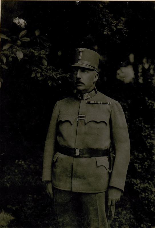 Erzherzog Peter Ferdinand.