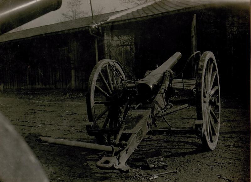87mm B.Feldkanone M.80/98 L 23.5.