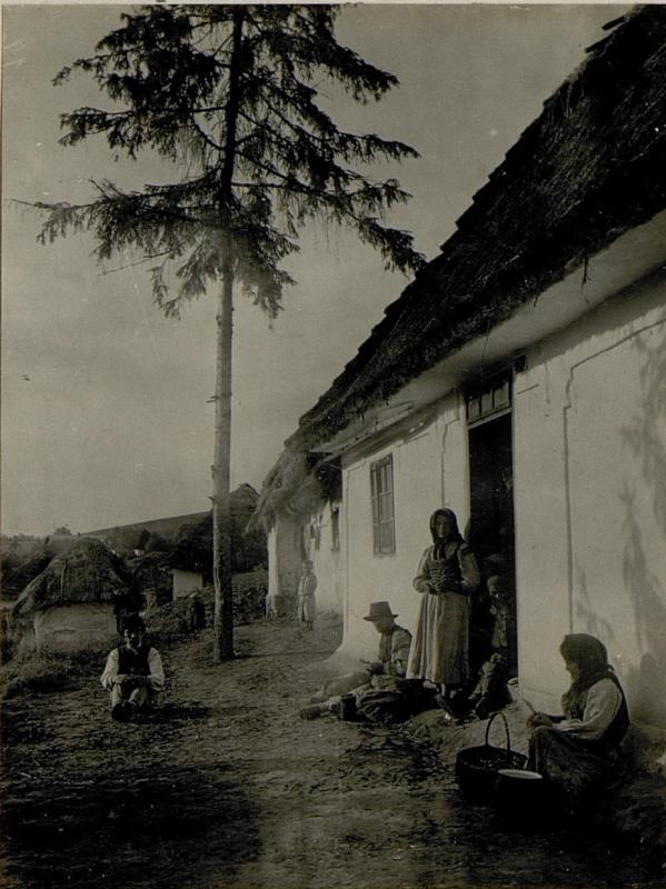Bauernhaus in Horozanka.