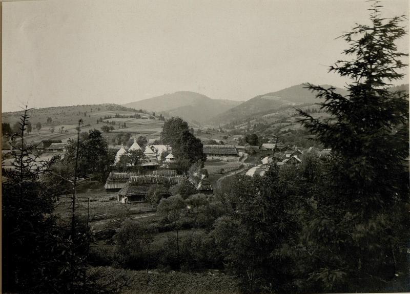 Ansicht von Libochora
