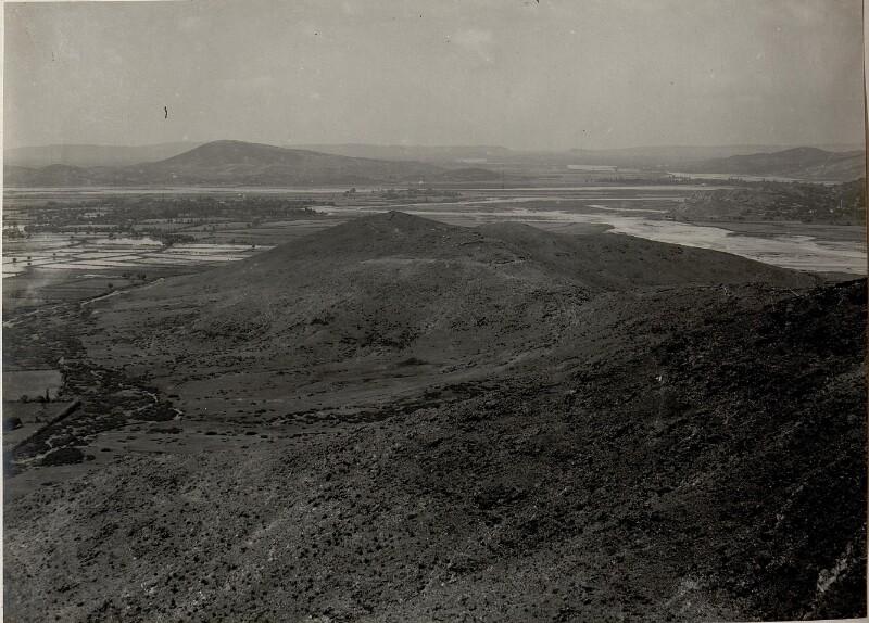 Abfallhöhen des Kleinen Bardanjolt gegen Kiri-Drinasa.