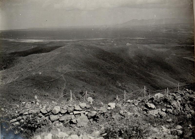 Abfallhöhen des Großen Bardanjolt gegen den Kiri.