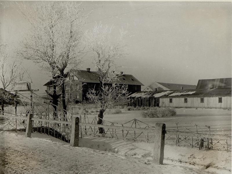 Epidemiespital in Kalne, 25.1.1917