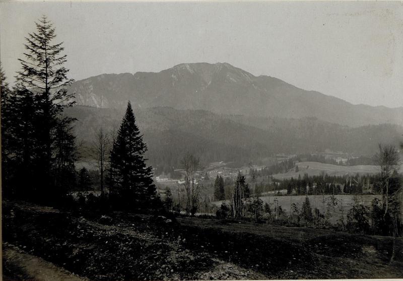 Am Predealpass, 4.11.1916