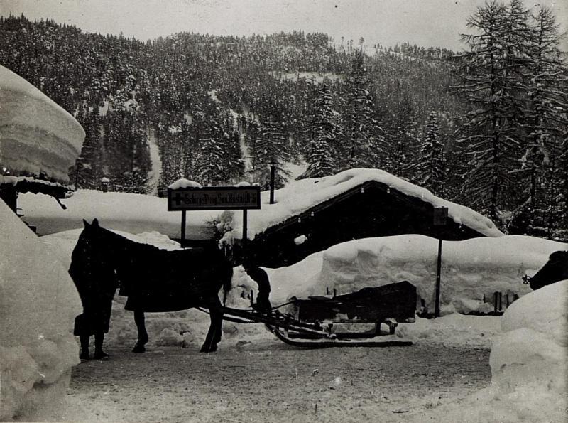 Gebirgsbrigade Sanitätsanstalt 36, Lanzinger Säge.
