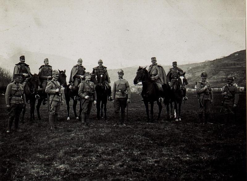 Gendarmerieabteilung des 20. Korpskommandos.