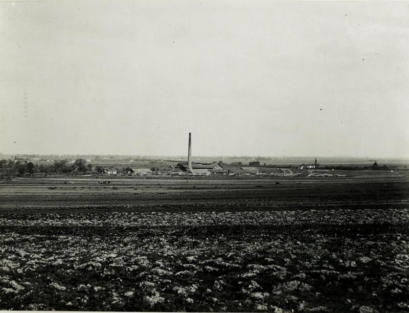 Terrain südlich Stryj.