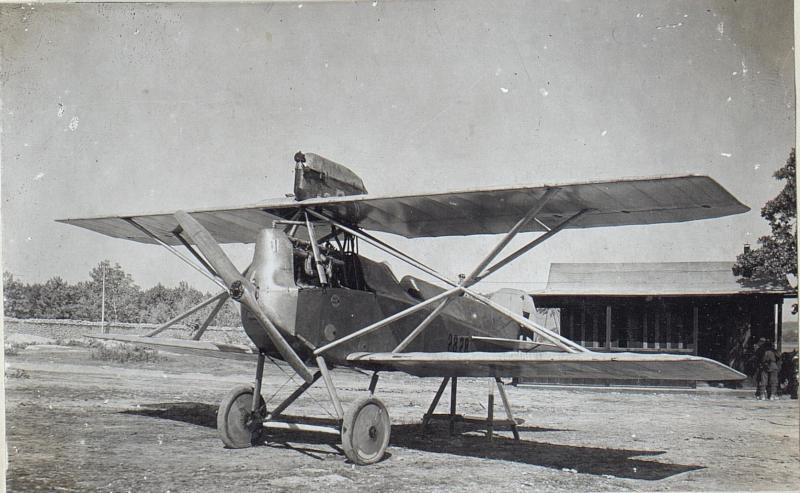 Albatros, Kampfflieger Einsitzer kleiner Typ. 21.6.1917.
