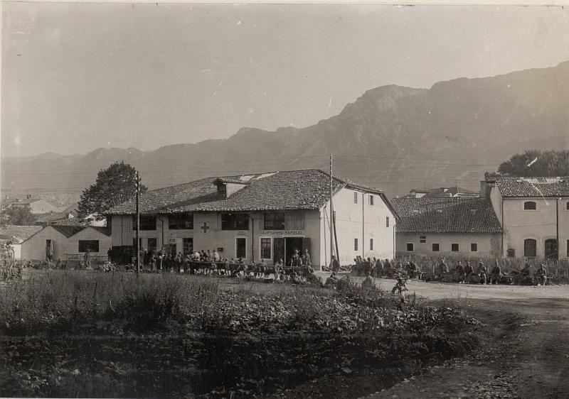 Feldspital in Haidenschaft