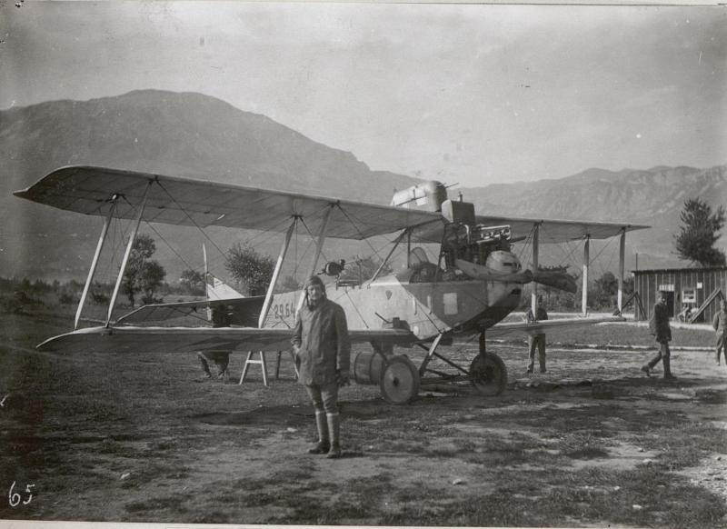 Albatros Kampfflugzeug. 8.9.17.