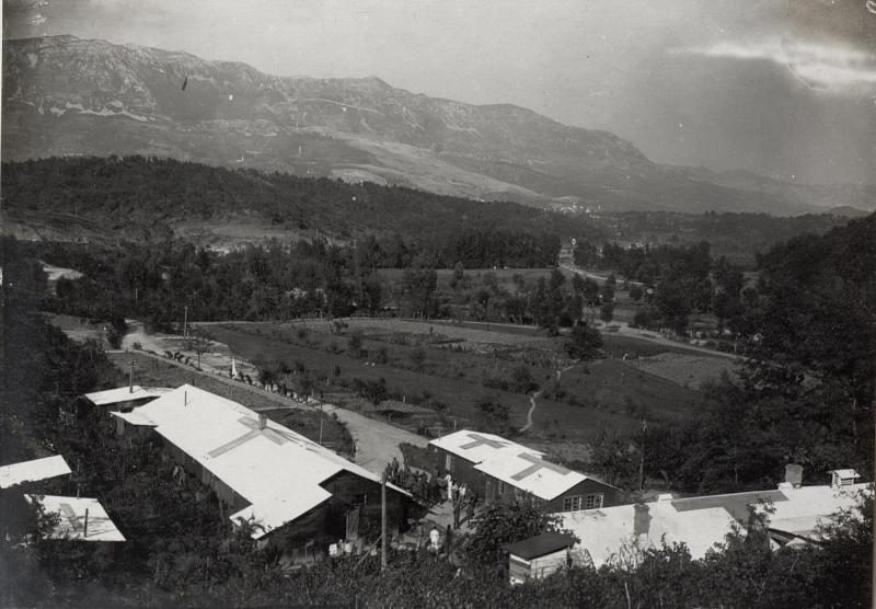 Feldspital a.d.Isonzofront.