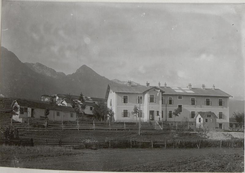 Feldspital a.d.Front