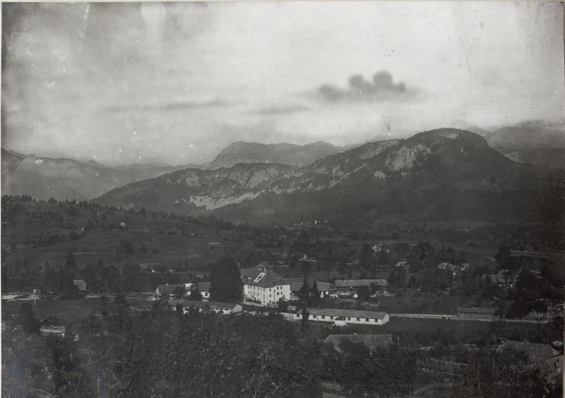 Feldspital a.d.Isonzofront.4.9.17.