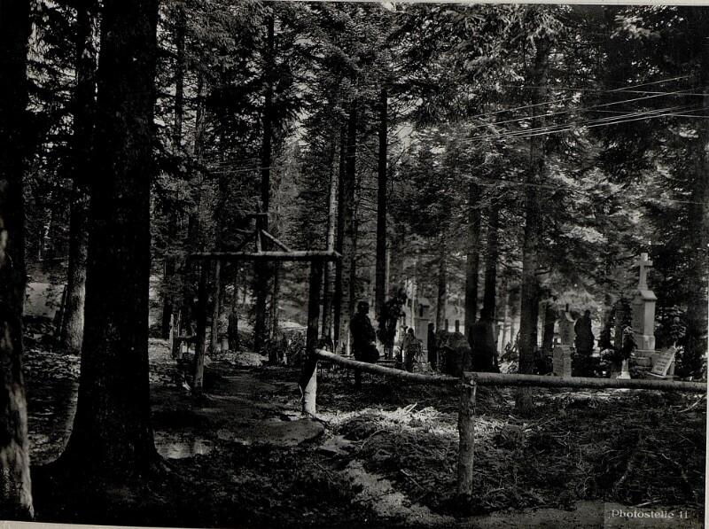 Cost'alta. Soldatenfriedhof.