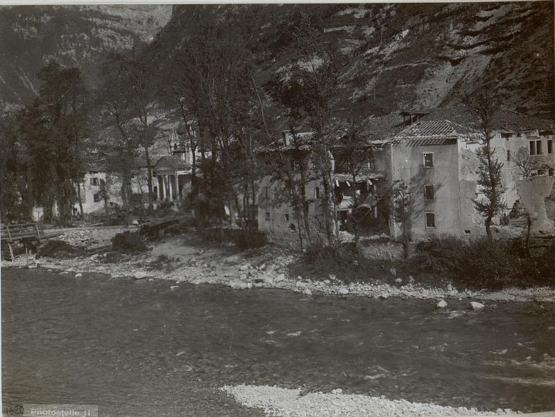 Bau der Berettastraße. Einzelheiten der Trasse.