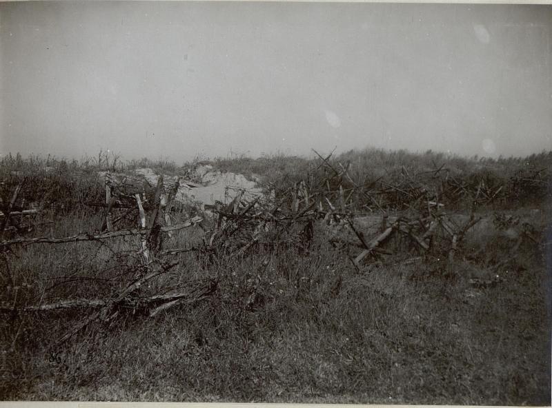 Alte Infanterie-Stellung bei Raranza